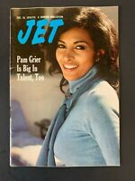 Vtg Jet Magazine December 1976 Pam Grier Sheby Baby Big Doll House Movies