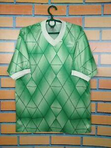 Puma Jersey MEDIUM Shirt Vintage Retro Mens Football Soccer