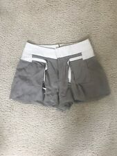 Helmut Lang Shorts Gray Size 2
