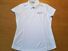 1 NWT PORT AUTHORITY WOMEN'S GOLF POLO SHIRT, SIZE: SMALL    (LE15)