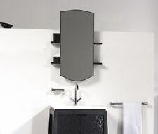 Sonia Nouveau Bathroom Mirror With Shelves 3202474 Wenge Shelf Color NEW