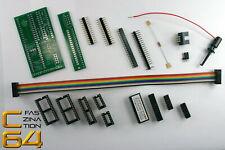 Faszination C64 | Elektronischer Kernel-Umschalter Commodore 64, BAUSATZ | #1921
