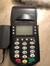 Optimum Hypercom Model T4205 Credit Card Process Machine With Power Cord