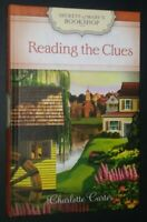 Reading the Clues by Charlotte Carter Secrets of Mary's Bookshop