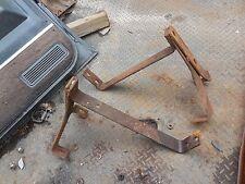 1957 Mercury Front Bumper Brackets complete set W/hardware