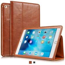 KAVAJ Ledertasche Case Huelle Berlin fuer das Apple iPad mini 4 cognac