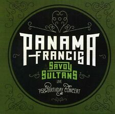 Panama Francis - Panama Francis & the Savoy Sultans: 75th Birthday [New CD]