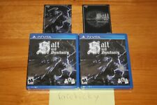 Salt and Sanctuary (PS Vita) NEW SEALED Y-FOLD MINT W/CARD, LIMITED RUN #163