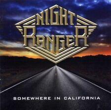 NIGHT RANGER SOMEWHERE IN CALIFORNIA CD NEW