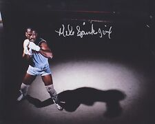 MICHAEL SPINKS Signed Autograph Auto 8x10 Boxing Picture Photo COA