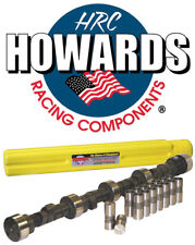 Howards Cams CL112041-09 SBC Chevy 350 Hydraulic Camshaft Kit Lifters 510/510