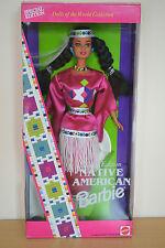 1994 Edición Especial playline Muñecas del mundo nativo americano Barbie