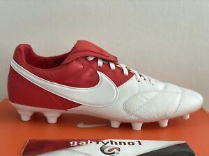 "Nike Premier II FG ""University Red"" 917803-611 Men's Size 9 Soccer Cleats"