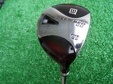 Wilson Staff Golf Rouge Profond II 18 5 Bois de Fairway Acier Regular Flex Neuf