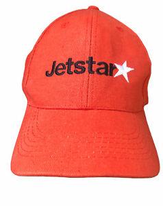 Jetstar 787 Dreamliner Official Baseball Cap Airline Merchandise Adjustable