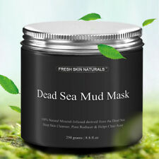 Dead Sea Mud Mask 250G 8.8 fl.oz. Deep Skin Cleanser Facial Black Mask purifying