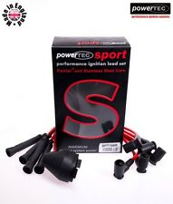 Powertec sport 8mm performance ht leads wires bmw e30 e34 e36 316i 318i 518i M40