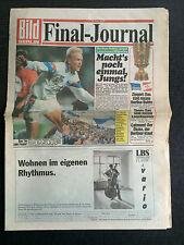 DFB-Pokalendspiel 12.06.1993 Bayer 04 Leverkusen - Hertha BSC A, Bild Berlin