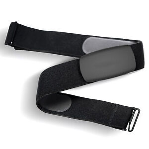 Smart Heart Rate Sensor Chest Strap ANT+ Bluetooth For GARMIN/Bryton GPS Cycling