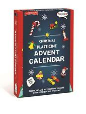 Christmas Plasticine Advent Calendar - Lagoon Group