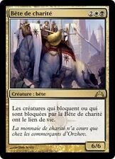 MTG Magic GTC - Alms Beast/Bête de charité, French/VF