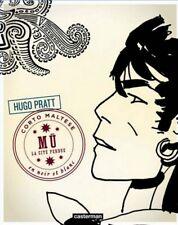 EO 2012 VERSION EN NOIR & BLANC + HUGO PRATT + CORTO MALTESE : MÛ LA CITÉ PERDUE