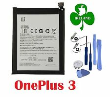 For OnePlus 3 Three New Genuine Battery Replacement BLP613 2900mAh + FREE Tools