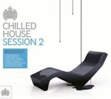 Chilled House Session 2 Various Artists Good Double CD