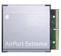 Apple Airport Extreme Bluetooth Combo Card G4 G5 and Mac Mini A1126 Tested