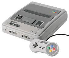 Console Super Nintendo en Parfait état de fonctionnement + Câbles + Manette !!!