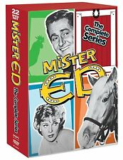 Mister Ed Complete Series DVD Set Collection Season 1 2 3 4 5 6 TV Show Alan Box