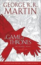 Game of Thrones the Graphic Novel Vol. 1 One by George R. R. Martin NEW H/C