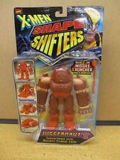 "Toy Biz Marvel Shape Shifters Juggernaut Transforming 6"" Tank Figure - NEW MIP"