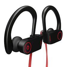 Otium 3110011BR Ear-Hook Wireless Headset - Red