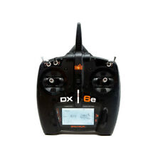 Spektrum dx6e 6-channel DSMX (Multimodo) spmr6650eu Transmisor only.uk