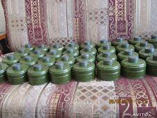 3 PCS Gas Mask Filters for Masks GP-5 GP-4 GP-7 ISRAELI PMK 40mm nato thread