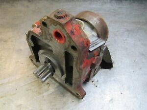 Wheel Horse C-141 Tractor Transaxle Hydraulic Motor