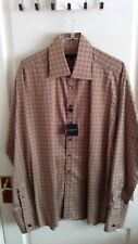 Vintage 2002 Burberry Nova Check Long Sleeve Shirt