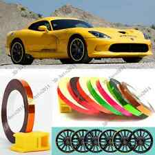 Stripe Wheel Reflective Tape Decorative Car and Motrocycle Rim Sticker With Tool