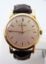 18k Yellow Gold IWC SHAFFHAUSEN Winding Watch 36.5mm c.1949 Cal.89 ORIGINAL DIAL