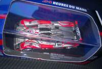 Ixo not Minchamps or Spark Audi R10 TDI #14 LMP1 S.Tucker LeMans 2010 LMM190