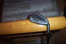 slightly used Ping S59 steel 6 iron black dot  with serial number  RH