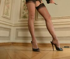 Cervin Capri 7 nylon Stockings rht new