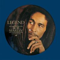 Bob Marley - Legend (New Vinyl LP Sealed!) Picture Disc!