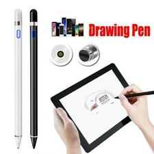 For iPad Stylus Pen Drawing Capacitive Active Touch Screen Rechargeable New