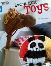 Loom Knit Toys   Different Skill Levels  Leisure Arts  Make  Really Great Toys!