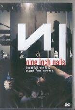 DVD   NINE INCH NAILS       Live at Fuji Rock   2013    DVD