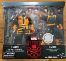MARVEL LEGENDS EXCLUSIVE: HYDRA ENFORCER and HYDRA SOLDIER 2-PACK