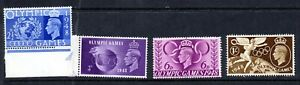 1948 George VI Olympic Games UMMint