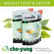 Cho Yung - Thé de perte poids - PLAT VENTRE TEATOX - anti-oxydants 60 sachets
